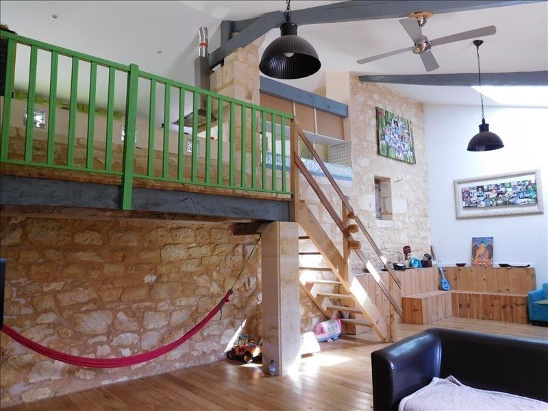 Vente maison / villa St andre de cubzac 296800€ - Photo 2