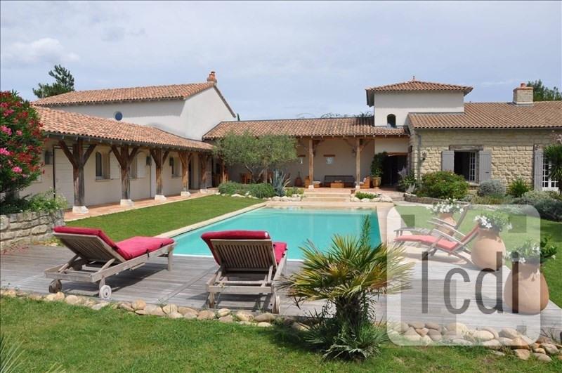 Vente de prestige maison / villa Saze 950000€ - Photo 1
