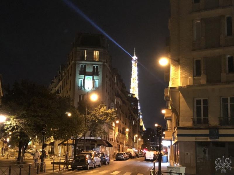 Sale apartment Paris 15ème 487000€ - Picture 1