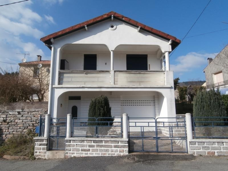 Sale house / villa St amans soult 107000€ - Picture 1