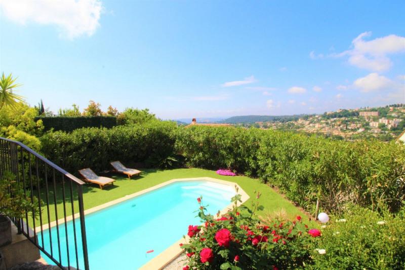 Deluxe sale house / villa Vence 850000€ - Picture 3