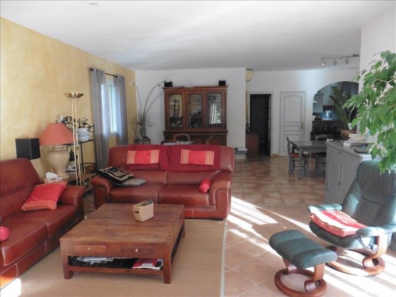 Sale house / villa Saint pierre de boeuf 345000€ - Picture 4