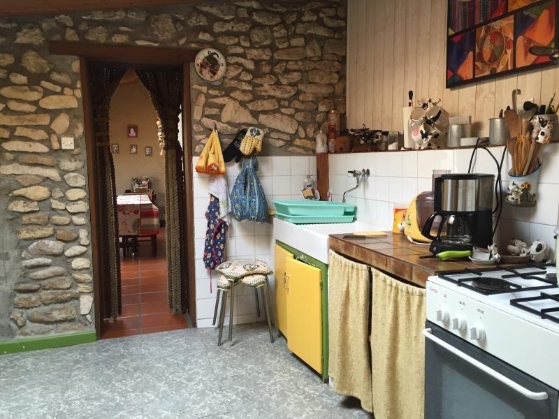 Vente maison / villa St vincent sur jard 125000€ - Photo 6