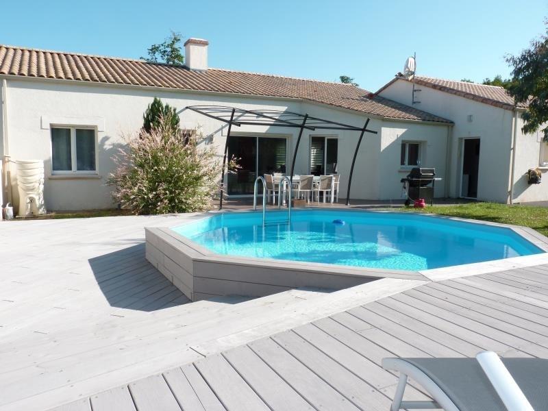 Sale house / villa Les clouzeaux 262500€ - Picture 6