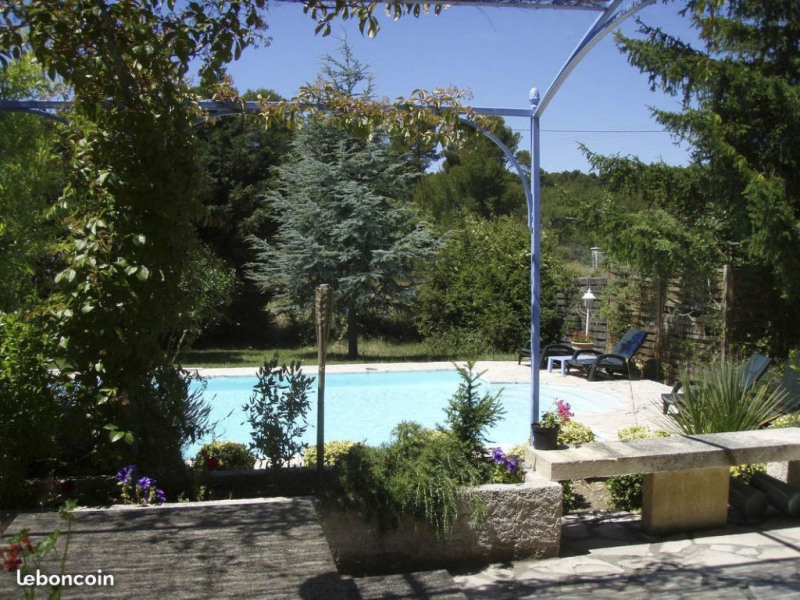 Deluxe sale house / villa Rognes 577 500€ - Picture 2