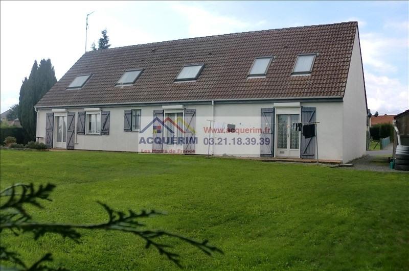 Produit d'investissement maison / villa Moncheaux 268500€ - Photo 1