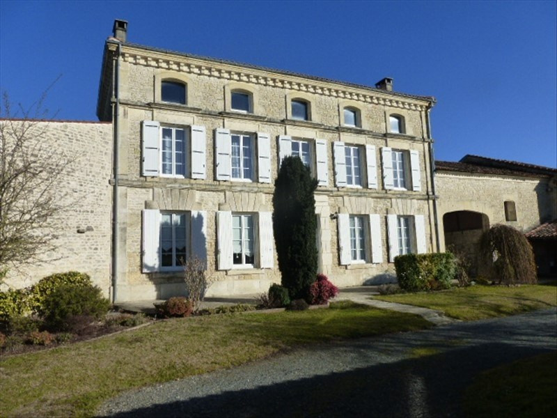 Deluxe sale house / villa Louzignac 292000€ - Picture 9