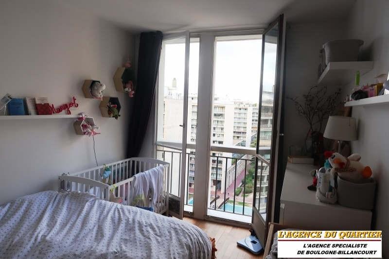 Venta  apartamento Boulogne-billancourt 315000€ - Fotografía 5