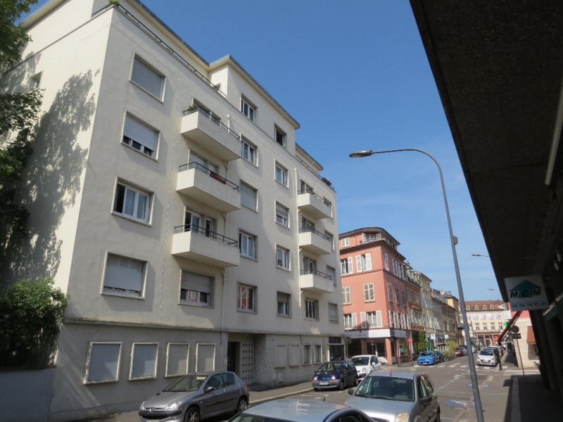 Sale apartment Mulhouse 50 000€ - Picture 1