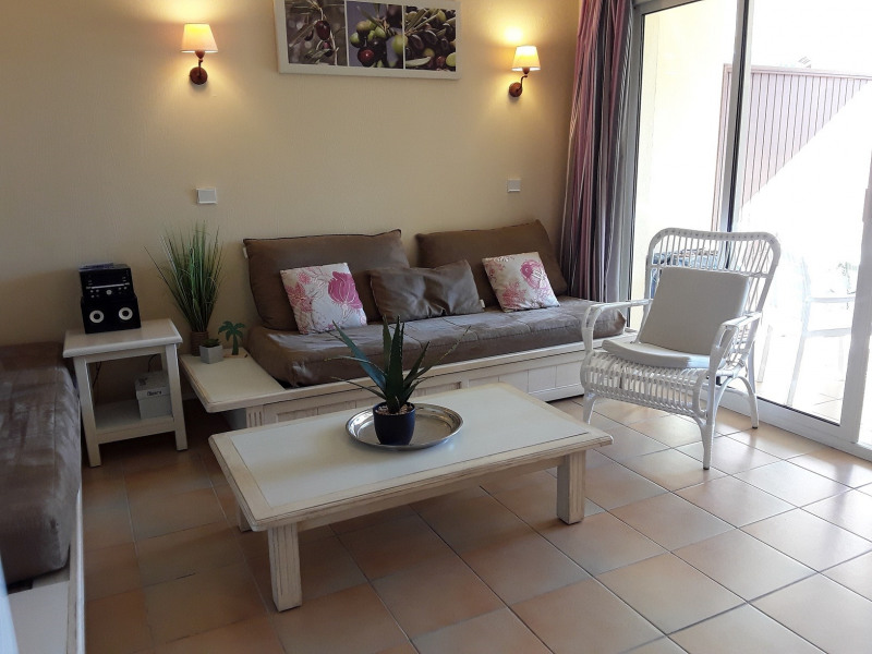 Vacation rental apartment Les issambres 700€ - Picture 4