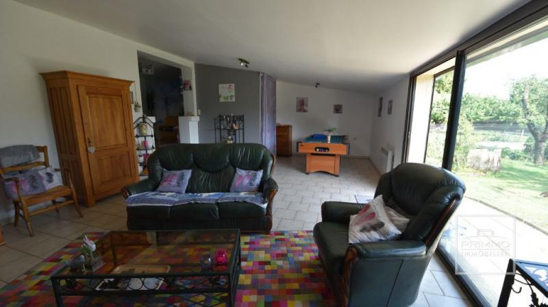 Vente maison / villa Amberieux 440000€ - Photo 12