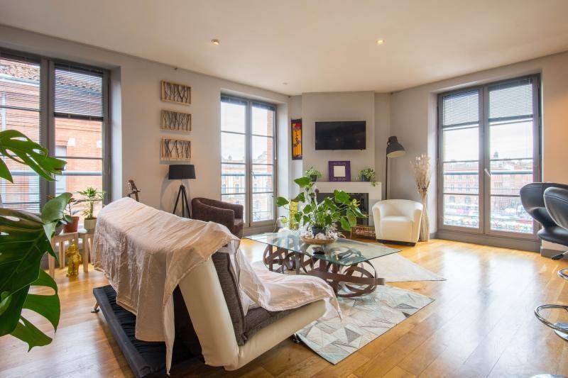 Vente appartement Toulouse 419000€ - Photo 1