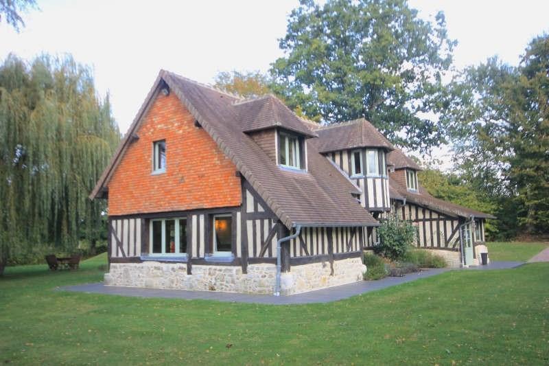 Vente maison / villa Le theil en auge 550000€ - Photo 2