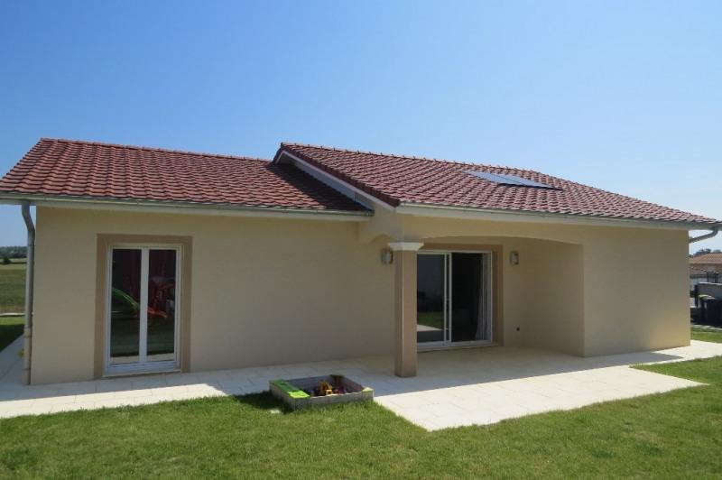 Vente maison / villa Villette d'anthon 384000€ - Photo 5
