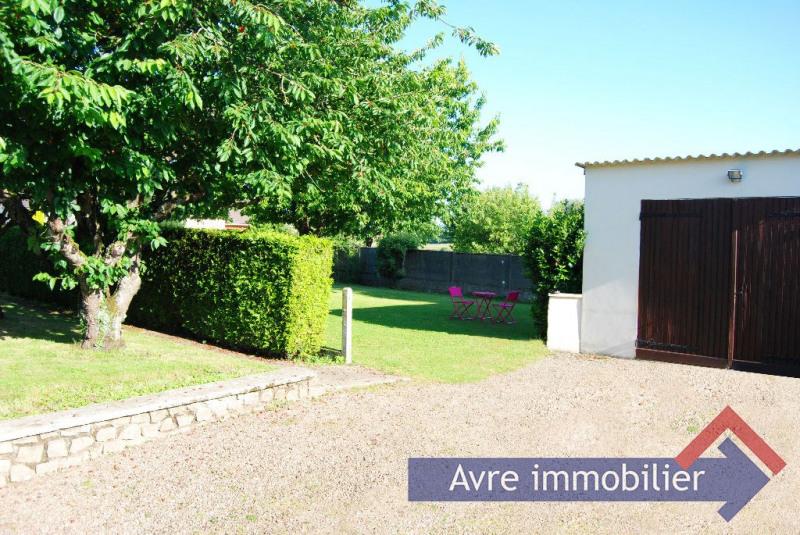 Sale house / villa Verneuil d avre et d iton 169000€ - Picture 10