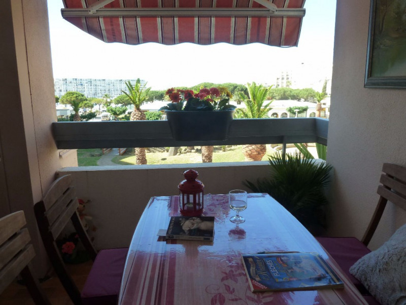 Vente appartement Carnon plage 214000€ - Photo 1