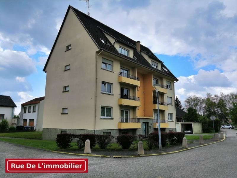 Sale apartment Gundershoffen 125 000€ - Picture 1