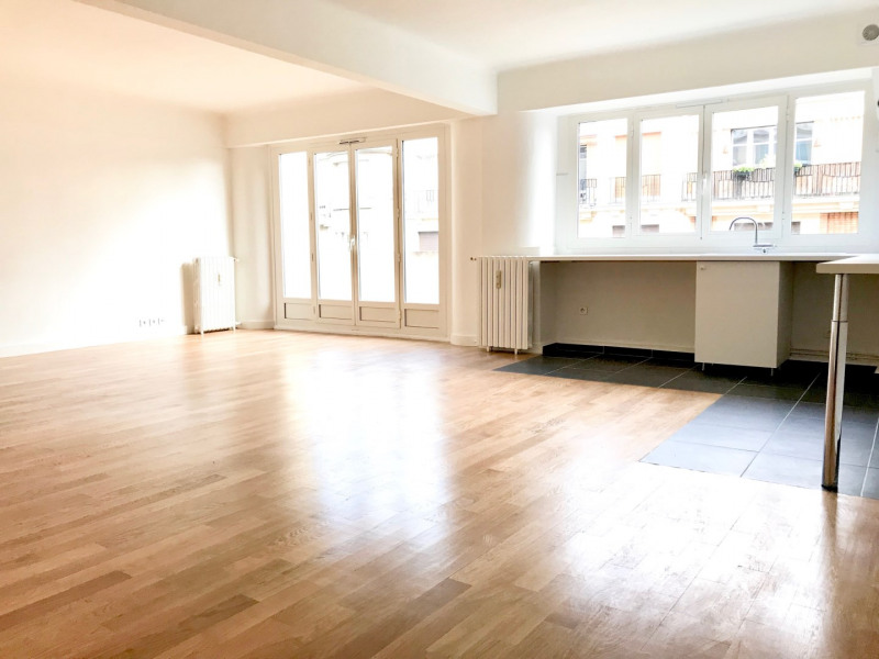 Rental apartment Paris 17ème 3 695€ CC - Picture 2
