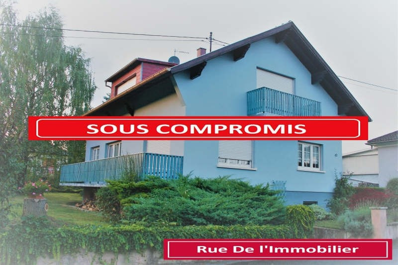 Vente maison / villa Wasselonne 277500€ - Photo 1