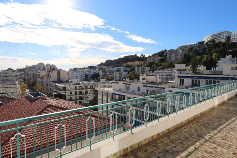 Verkoop  appartement Nice 495000€ - Foto 1