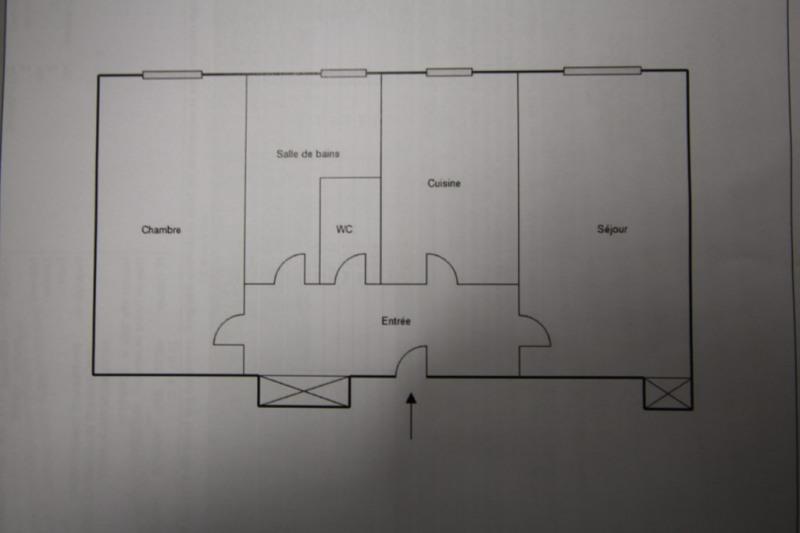Verkoop  appartement Paris 13ème 409500€ - Foto 3