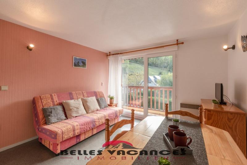 Sale apartment Saint-lary-soulan 142800€ - Picture 1