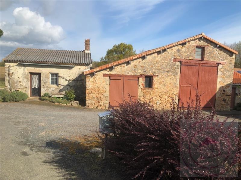 Sale house / villa Beaulieu sous la roche 216300€ - Picture 1