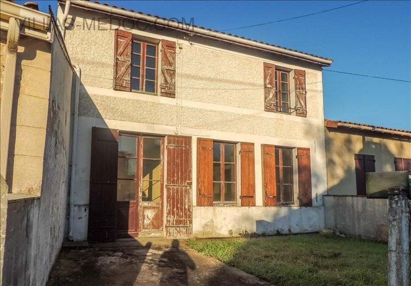 Vente maison / villa Gaillan en medoc 88000€ - Photo 2