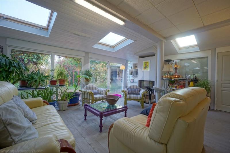 Sale house / villa Lyons la foret 365000€ - Picture 4