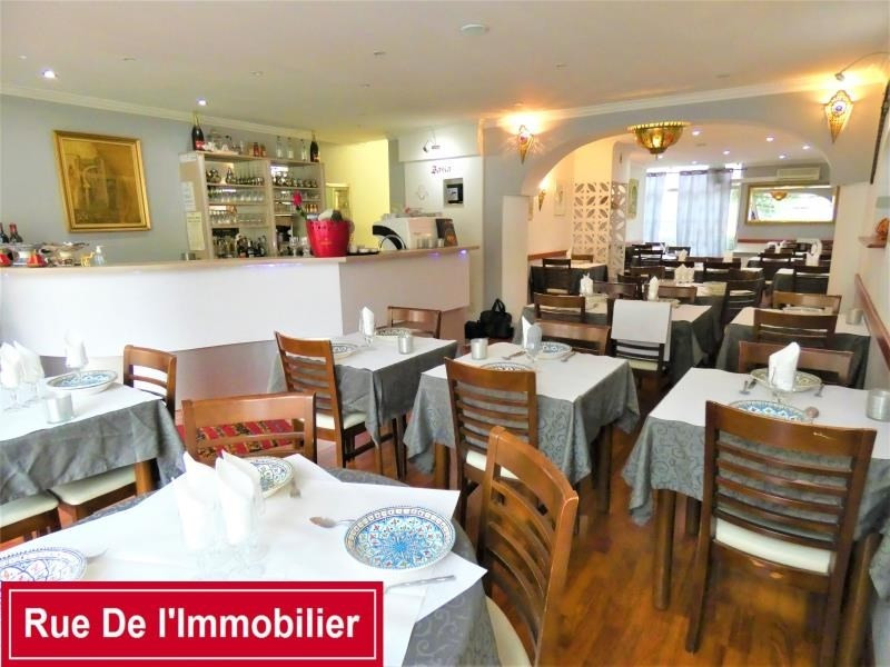 Commercial property sale shop Saverne 77000€ - Picture 4
