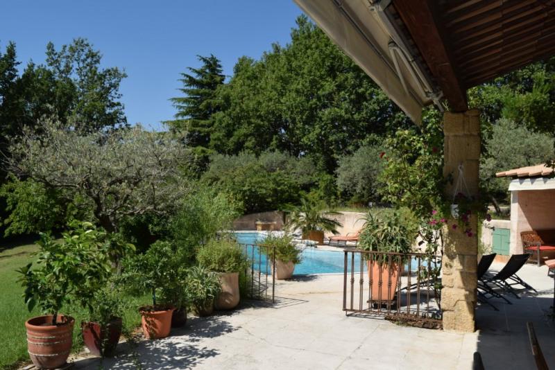Deluxe sale house / villa Cabrieres d'aigues 607950€ - Picture 6