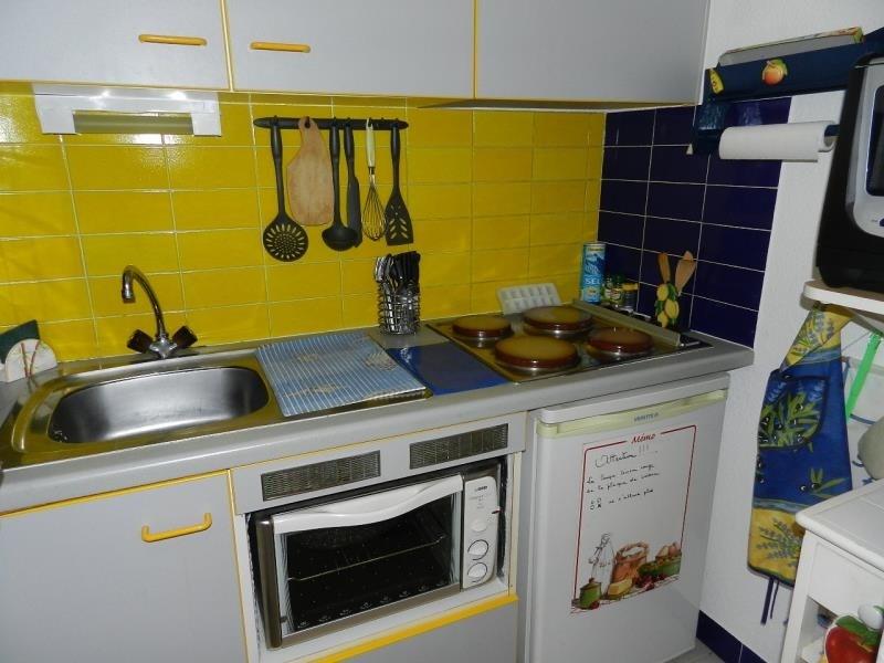 Sale apartment La grande motte 131000€ - Picture 6