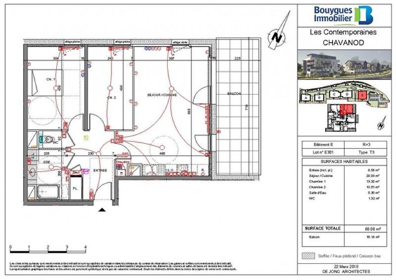 Vente appartement Chavanod 313500€ - Photo 3