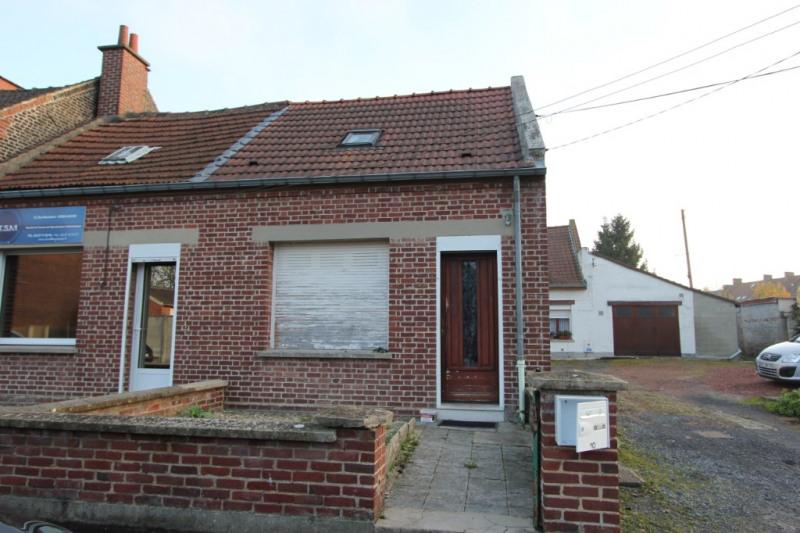 Vente maison / villa Aniche 55000€ - Photo 1