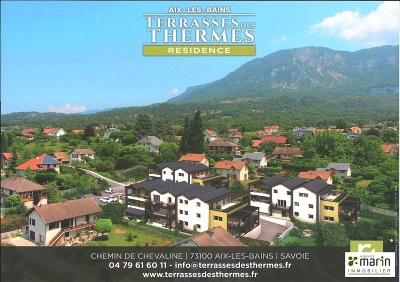 New home sale program Aix les bains  - Picture 5