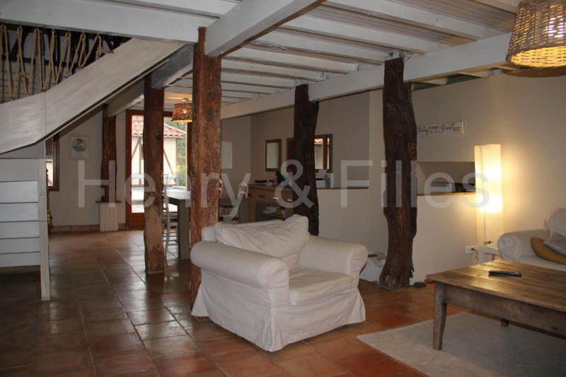 Sale house / villa Samatan 6 min 370000€ - Picture 5