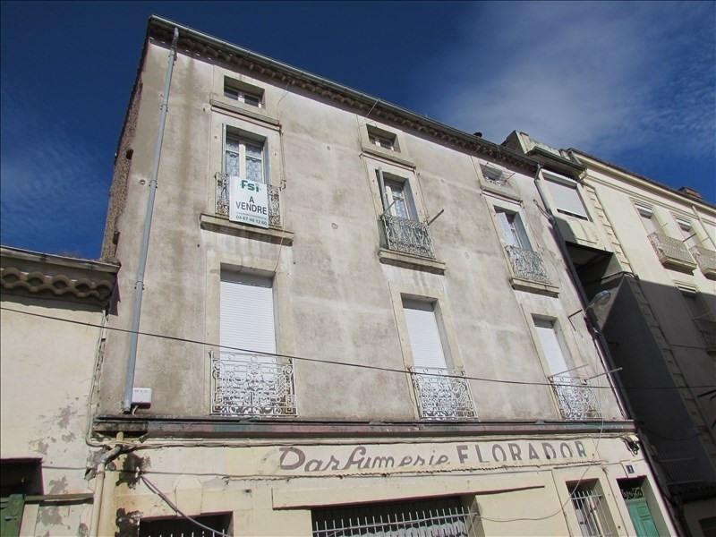 Venta  apartamento Beziers 55000€ - Fotografía 1