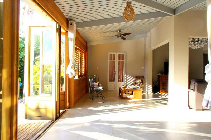Venta de prestigio  casa Saint gilles les bains 750750€ - Fotografía 4