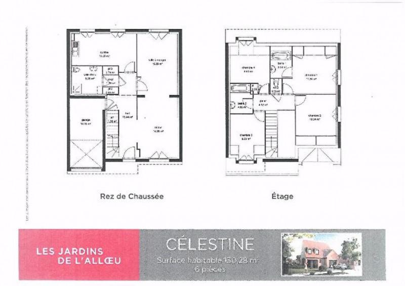 Sale building Fleurbaix 325000€ - Picture 2