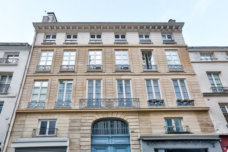 Sale apartment Paris 1er 625 000€ - Picture 8