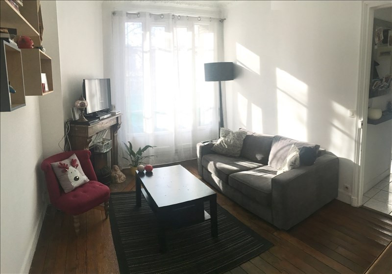 Rental apartment Clichy 995€ CC - Picture 2