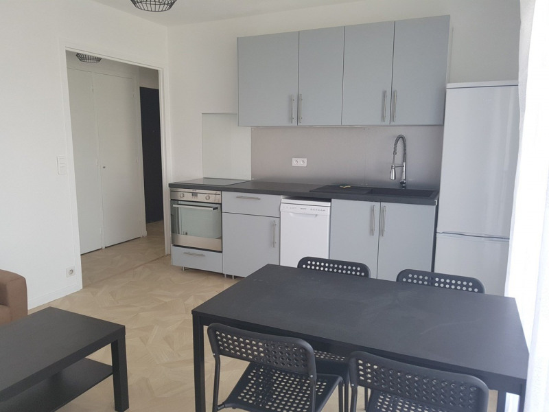 Rental apartment Gaillard 930€ CC - Picture 2