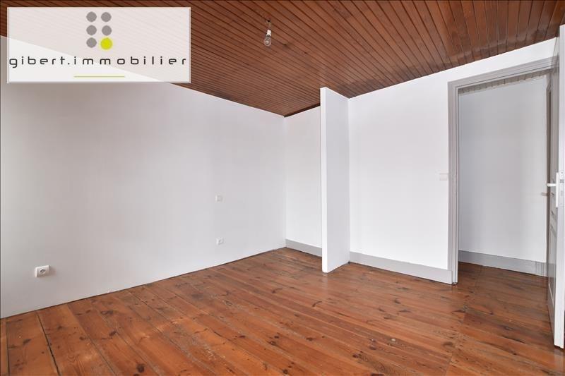 Sale house / villa Vals pres le puy 148500€ - Picture 7