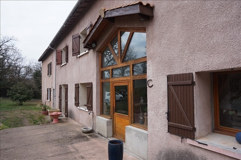 Vente maison / villa Chanas 220 000€ - Photo 2