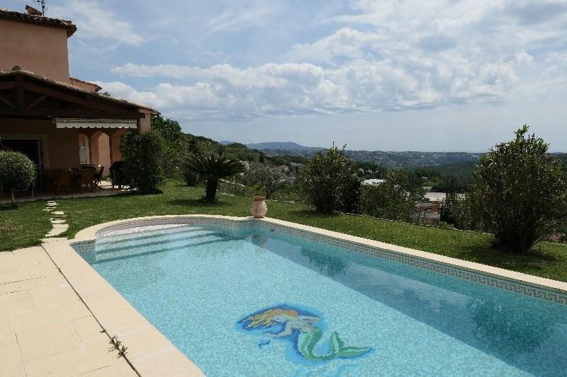 Revenda residencial de prestígio casa St jeannet 675000€ - Fotografia 1