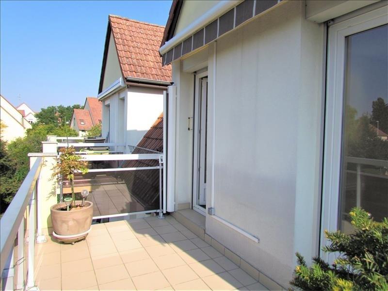 Vente appartement Oberhausbergen 175000€ - Photo 1