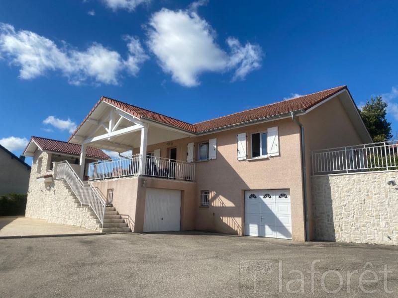 Sale house / villa Champier 315000€ - Picture 2