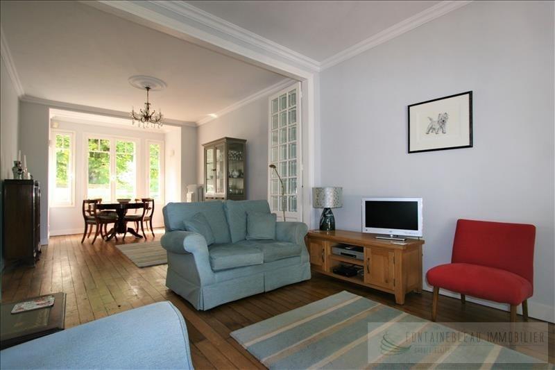 Vente maison / villa Thomery 459000€ - Photo 2