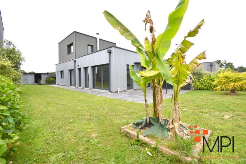 Sale house / villa La meziere 322000€ - Picture 1