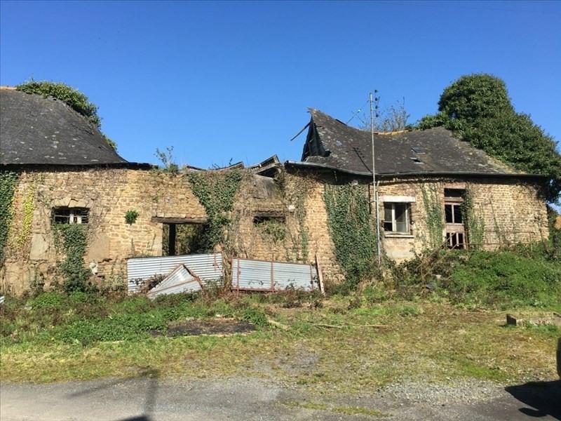 Vente maison / villa Fleurigne 15400€ - Photo 1